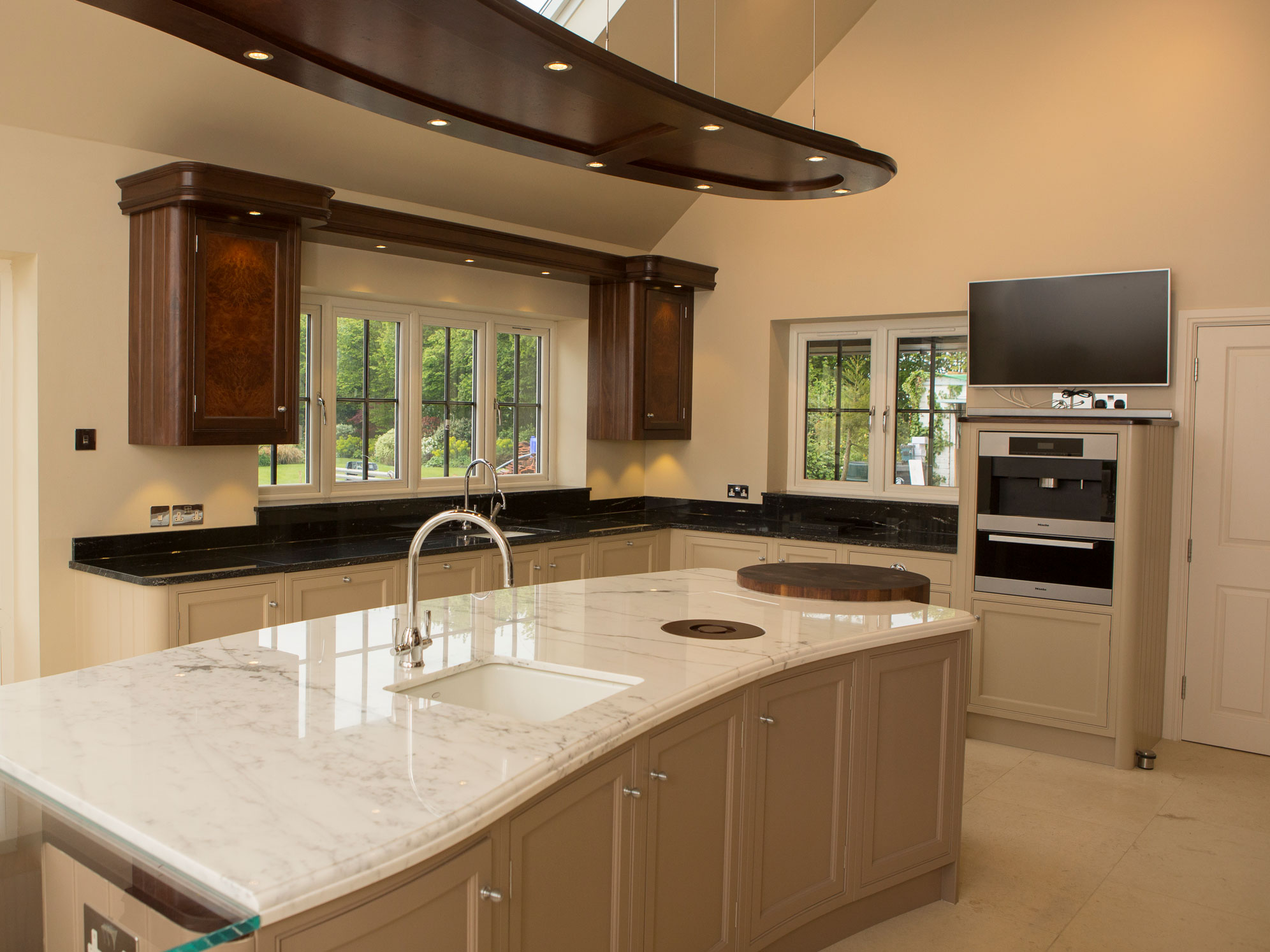 Marbonyx Ongar Kitchen Project Different Countertops-1