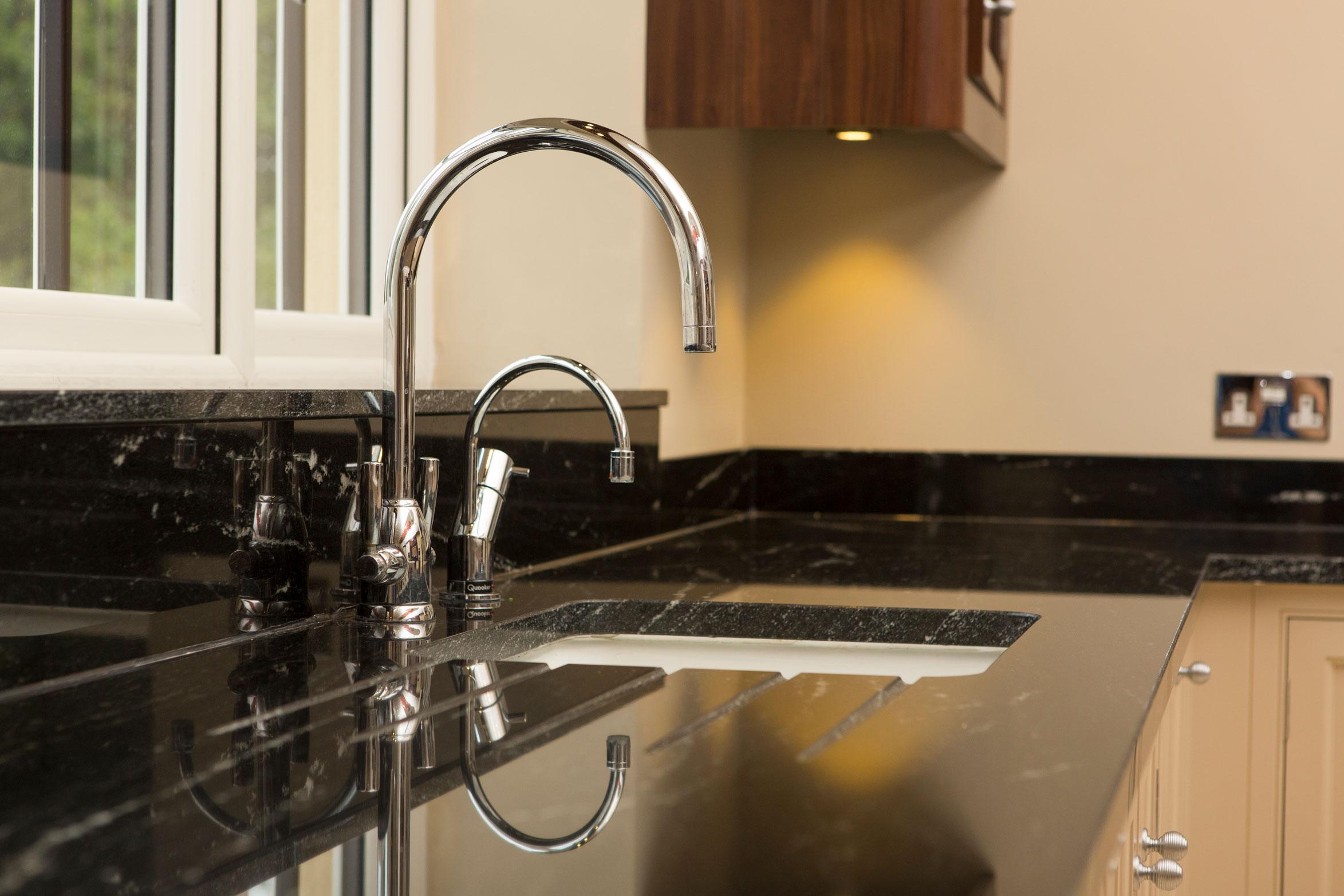 image of kitchen tap